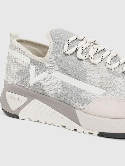 Diesel - S-KBY, Grau/Weiß - Sneakers - Image 4