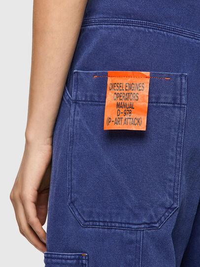 Diesel - D-Luite 0EEAX, Medium blue - Jeans - Image 3
