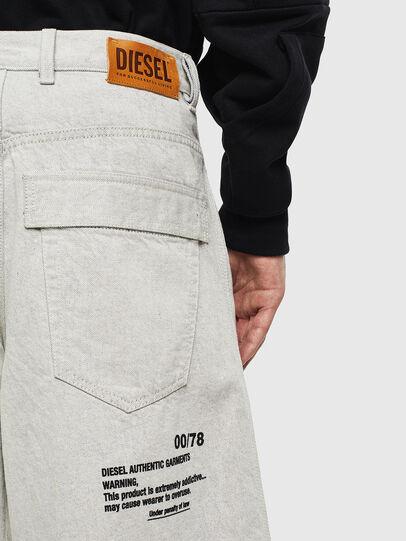 Diesel - D-RON, Weiß - Kurze Hosen - Image 6