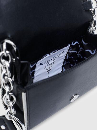 Diesel - CL - YBYS S CNY, Silver - Crossbody Bags - Image 4