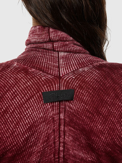Diesel - M-ISABELLE, Marron - Pull Maille - Image 3
