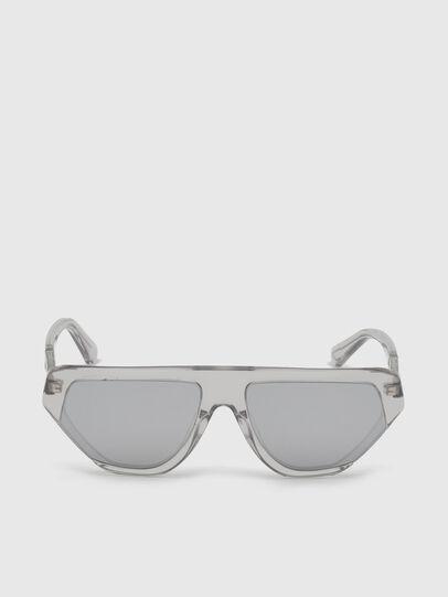 Diesel - DL0322, Grau - Sonnenbrille - Image 1
