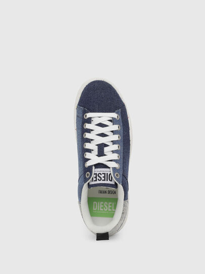 Diesel - S-CLEVER LOW LACE W, Blue - Sneakers - Image 5