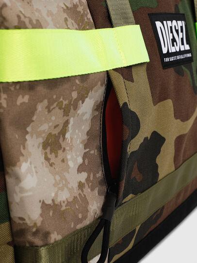 Diesel - SOLIGO, Camouflagegrün - Reisetaschen - Image 4