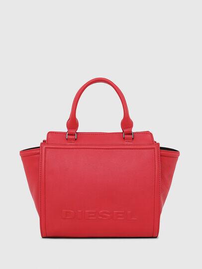 Diesel - BADIA, Feuerrot - Satchel Bags und Handtaschen - Image 1