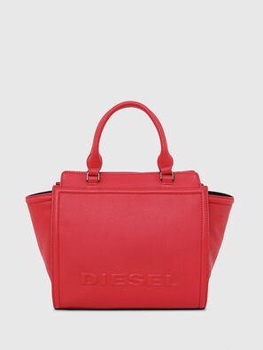 BADIA, Feuerrot - Satchel Bags und Handtaschen