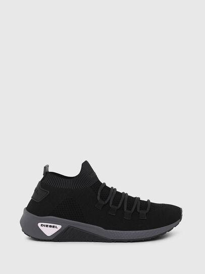 Diesel - S-KB ATHL LACE W, Schwarz - Sneakers - Image 1