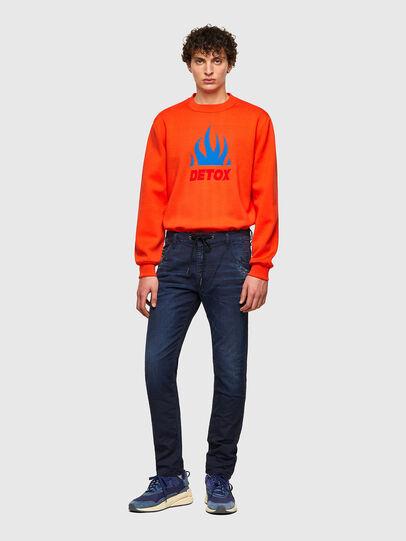 Diesel - Krooley JoggJeans® 069WT, Bleu Foncé - Jeans - Image 5