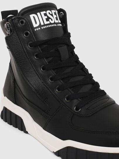 Diesel - S-RUA MID W, Schwarz - Sneakers - Image 4