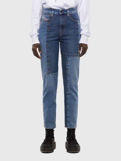 Diesel - D-Eiselle JoggJeans 009KP, Hellblau - Jeans - Image 1