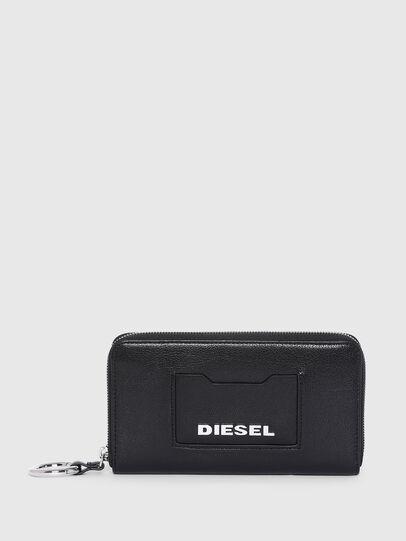 Diesel - GRANATO LC, Noir - Portefeuilles Zippés - Image 1