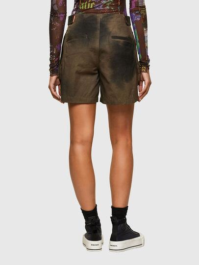 Diesel - S-JANE, Military Green - Shorts - Image 2