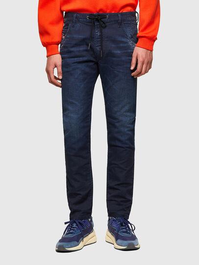 Diesel - Krooley JoggJeans® 069WT, Bleu Foncé - Jeans - Image 1