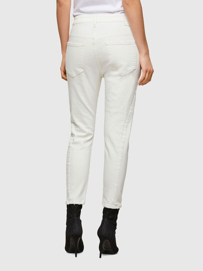 Diesel - Fayza 009NR, Bianco - Jeans - Image 2