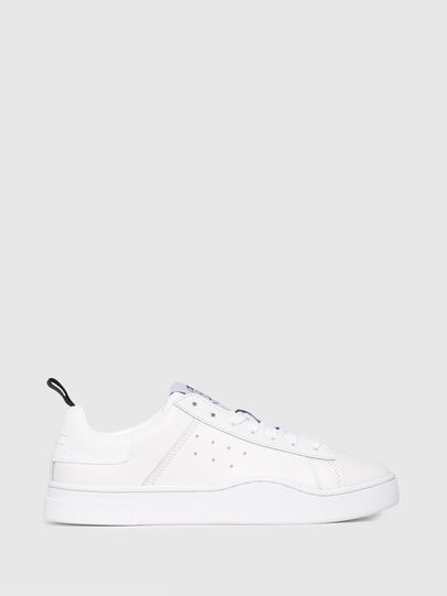 Diesel - S-CLEVER LOW W, Blanc Lumineux - Baskets - Image 1