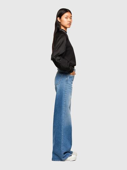 Diesel - D-Akemi 009EU, Blu Chiaro - Jeans - Image 6
