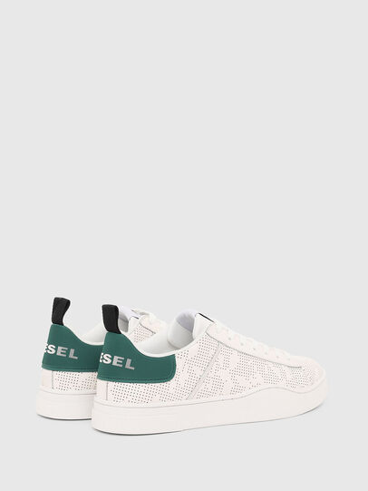 Diesel - S-CLEVER LOW LACE, Weiß - Sneakers - Image 3