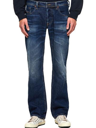 Diesel - Larkee 009MI, Dunkelblau - Jeans - Image 1