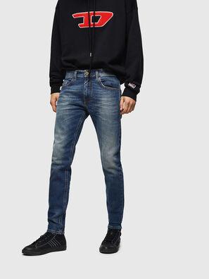 Thommer 089AR, Dunkelblau - Jeans