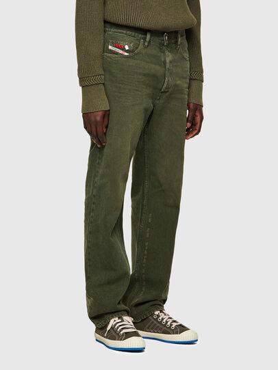Diesel - D-Macs 09A35, Vert - Jeans - Image 7