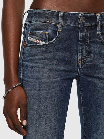 Diesel - D-Ollies JoggJeans® 069WY, Blu Scuro - Jeans - Image 4
