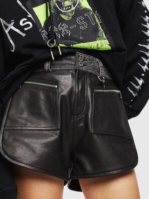 L-FARA, Schwarz - Kurze Hosen
