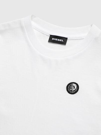 Diesel - TFREDDY ML, Weiß - T-Shirts und Tops - Image 3