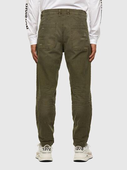 Diesel - D-Azzer JoggJeans® 069NF, Armeegrün - Jeans - Image 2