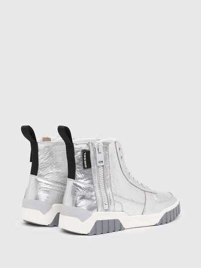 Diesel - S-RUA MC W, Silber - Sneakers - Image 3