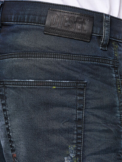 Diesel - D-VIDER JoggJeans® 069QH, Dunkelblau - Jeans - Image 4
