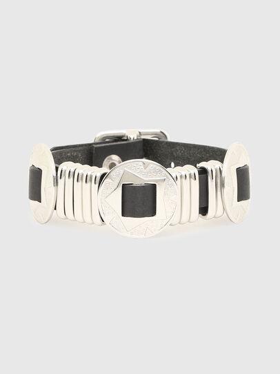 Diesel - A-FLOWE, Black/Silver - Bijoux and Gadgets - Image 1