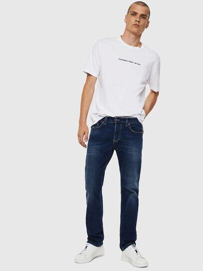 Diesel - Safado 0870F, Mittelblau - Jeans - Image 5