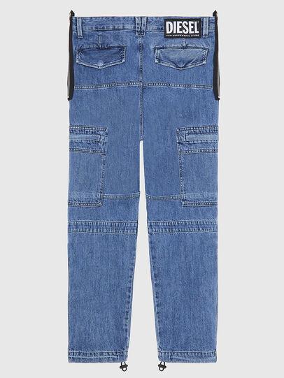 Diesel - D-Luks 009CL, Hellblau - Jeans - Image 2