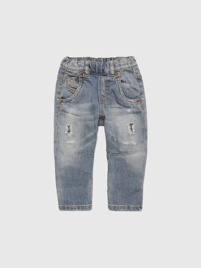 Diesel - FAYZA-NE B-N, Bleu Clair - Jeans - Image 1