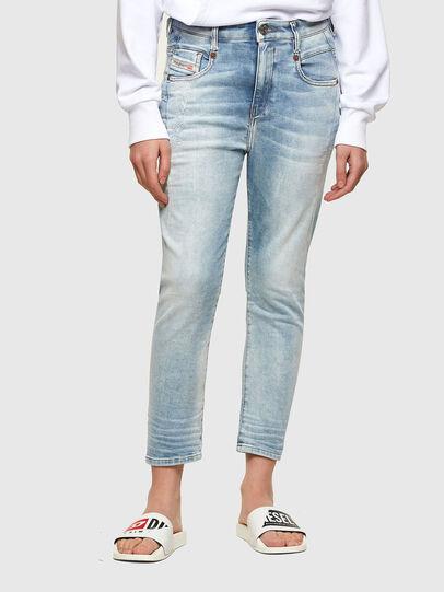 Diesel - FAYZA JoggJeans® 069UY, Hellblau - Jeans - Image 1