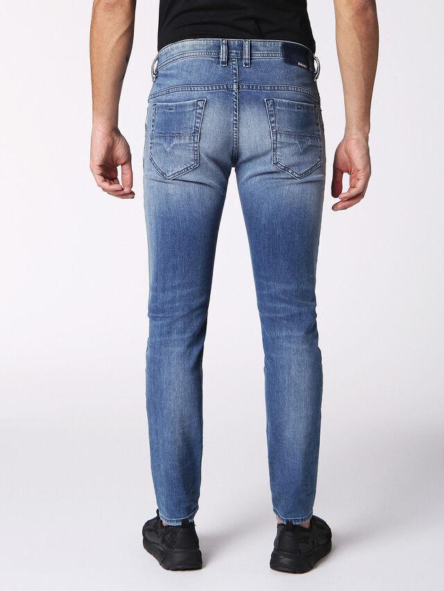 THOMMER 084SM, Jeansblau