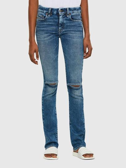 Diesel - Slandy-B 009PT, Bleu Clair - Jeans - Image 1