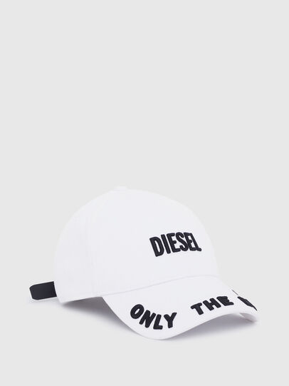 Diesel - CEPHO, Weiß - Hüte - Image 1