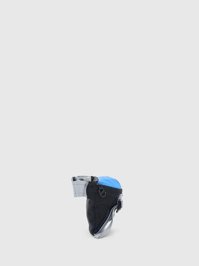 Diesel - MHAIR, Bleu - Sacs ceinture - Image 3
