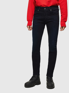 Sleenker 0095X, Dunkelblau - Jeans