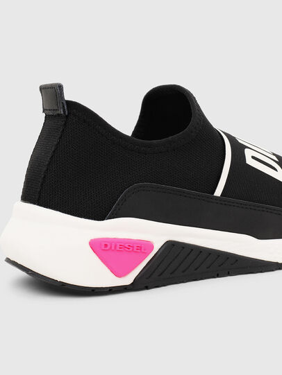 Diesel - S-KB SOE W, Schwarz - Sneakers - Image 5