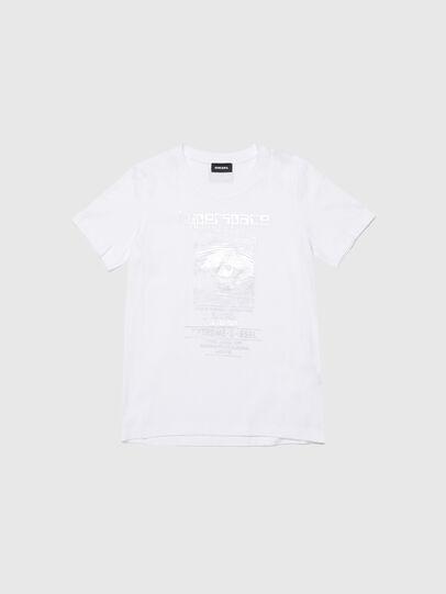 Diesel - TSILYYBJ, Weiß - T-Shirts und Tops - Image 1