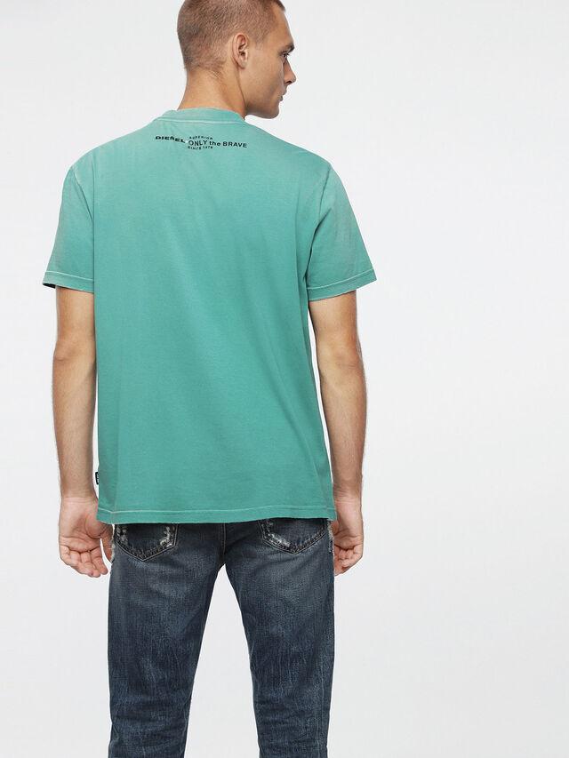 T-JOEY-T, Wassergrün
