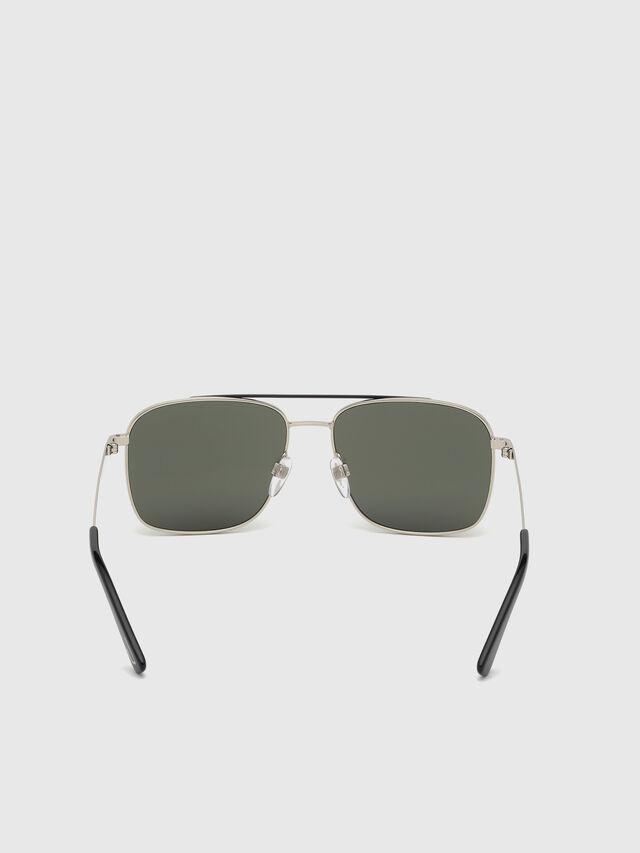 Diesel - DL0295, Schwarz - Sonnenbrille - Image 4