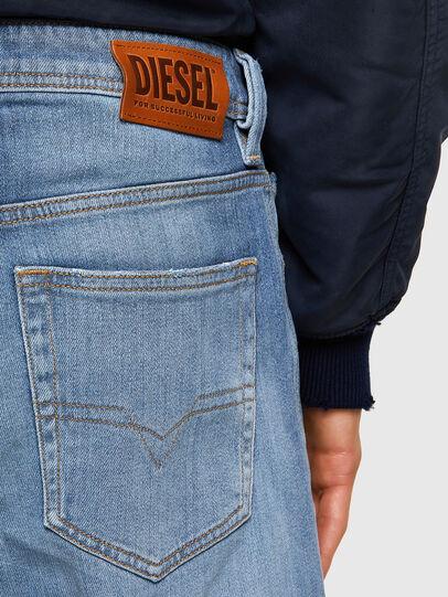 Diesel - Larkee 009NF, Light Blue - Jeans - Image 4
