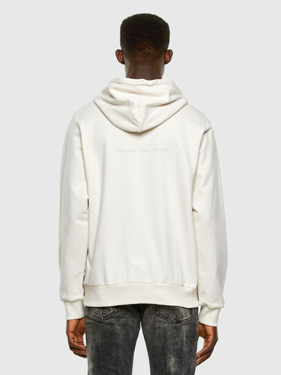Diesel - S-GIRK-HOOD-X1, Weiß - Sweatshirts - Image 6
