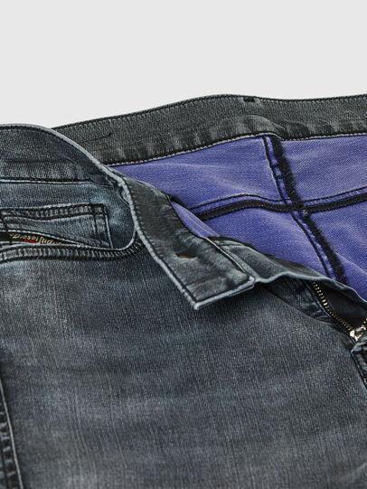 Diesel - D-Reeft JoggJeans® 069RD, Black/Dark grey - Jeans - Image 4