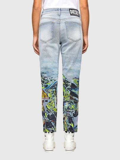 Diesel - D-Joy 009IZ, Hellblau - Jeans - Image 2