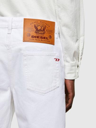Diesel - D-STRUKT-SHORT, Weiß - Kurze Hosen - Image 4