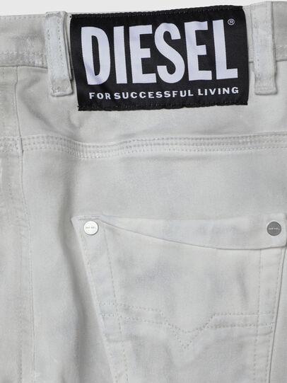 Diesel - KROOLEY-J JOGGJEANS-N, Blanc - Jeans - Image 4